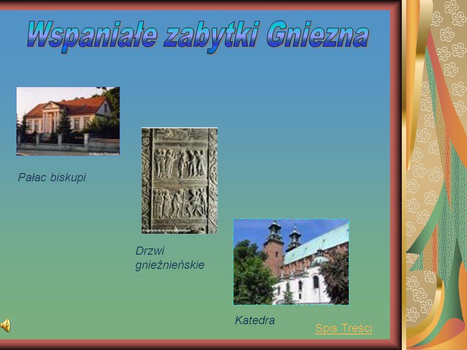 Pałac biskupi Drzwi gnieźnieńskie Katedra