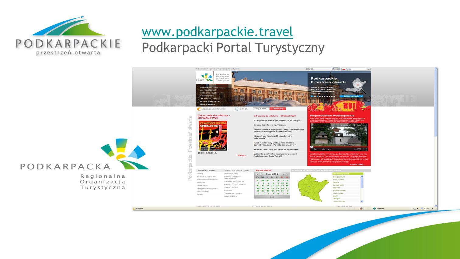 www.podkarpackie.travel www.podkarpackie.travel Podkarpacki Portal Turystyczny