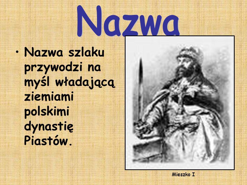 Szlak Piastowski przebiega przez dwa pojezierza: poznańskie i gnieźnieńskie, z ponad tysiącem jezior.