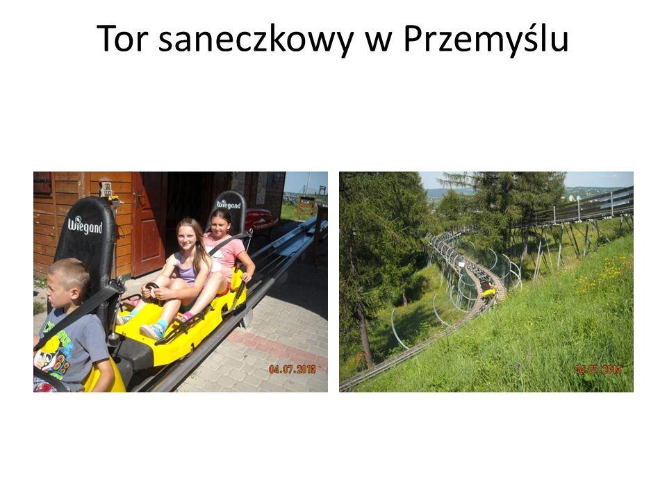 Tor saneczkowy w Przemyślu