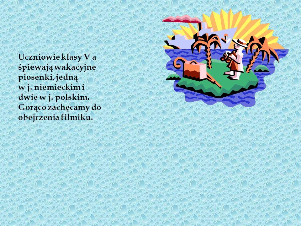 A oto nasza gotowa broszurka Bezpieczne wakacje.