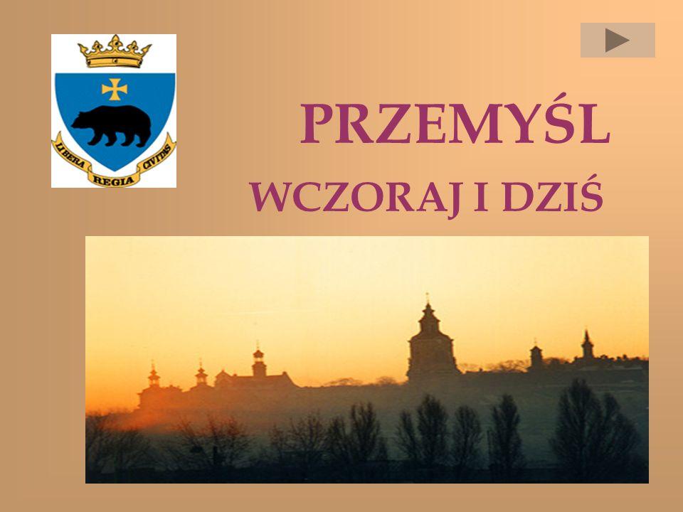 POŁOŻENIE GEOGRAFICZNE Spośród setek miast Polski oraz tysięcy miast i miasteczek Europy Przemyśl ma położenie szczególne.