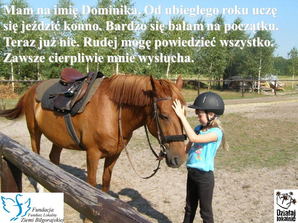 Szkolę polską kadrę hipoterapeutów.