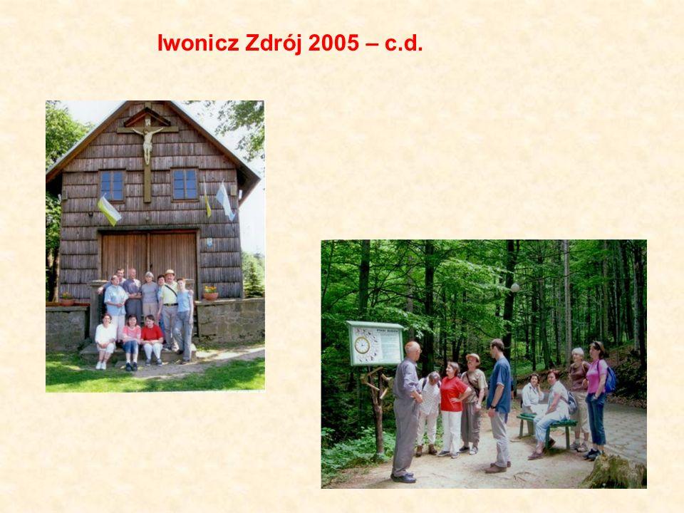 Iwonicz Zdrój 2005 – c.d.