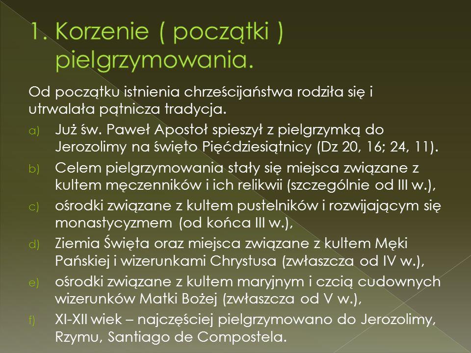 a) Czasopisma katolickie: - Katolicki Tygodnik Niedziela, - Gość Niedzielny, - Przegląd Katolicki, - Szlaki pielgrzyma, b) katolickie rozgłośnie radiowe, c) Targi kościelne - Sacro Expo – wyposażania kościołów – uczestnikami są głównie księża z całej Polski, - Wydawców katolickich, d) broszury i informatory o miejscach świętych w Czechach.
