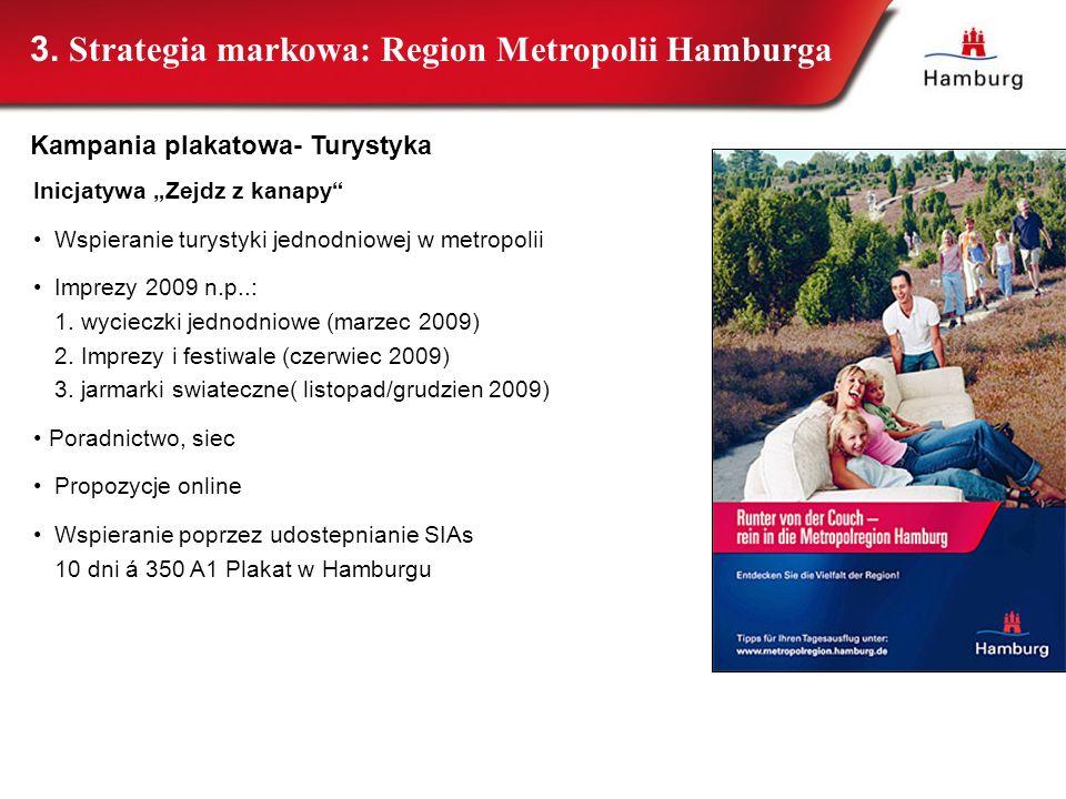 Inicjatywa Zejdz z kanapy Wspieranie turystyki jednodniowej w metropolii Imprezy 2009 n.p..: 1. wycieczki jednodniowe (marzec 2009) 2. Imprezy i festi