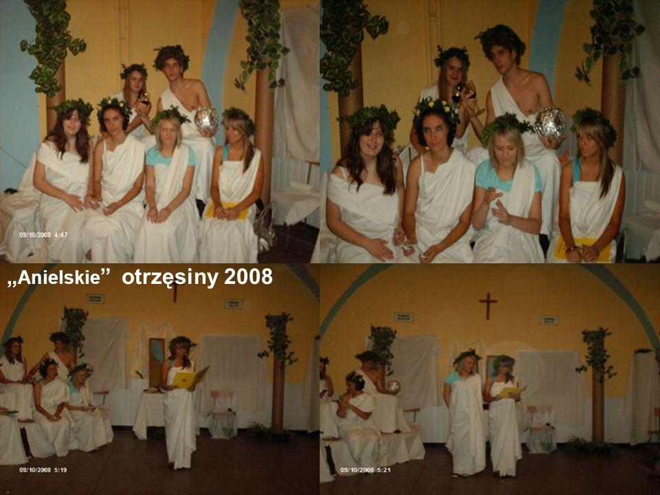 Anielskie otrzęsiny 2008