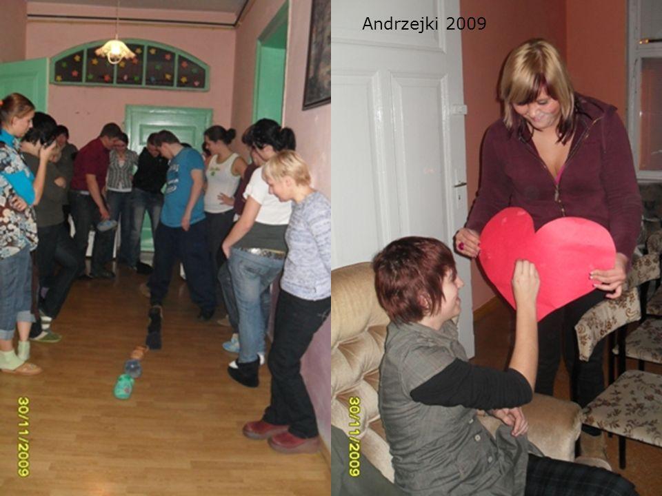 Andrzejki 2009