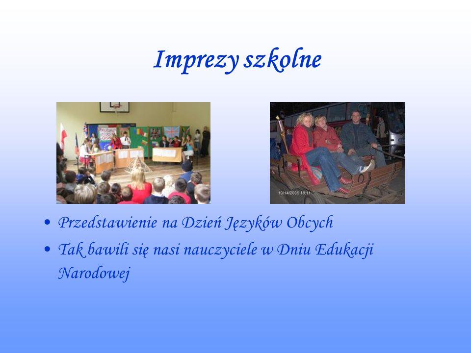 Zajęcia pozalekcyjne kółko informatyczne- p. Agnieszka Bajc, Historyczne- p.