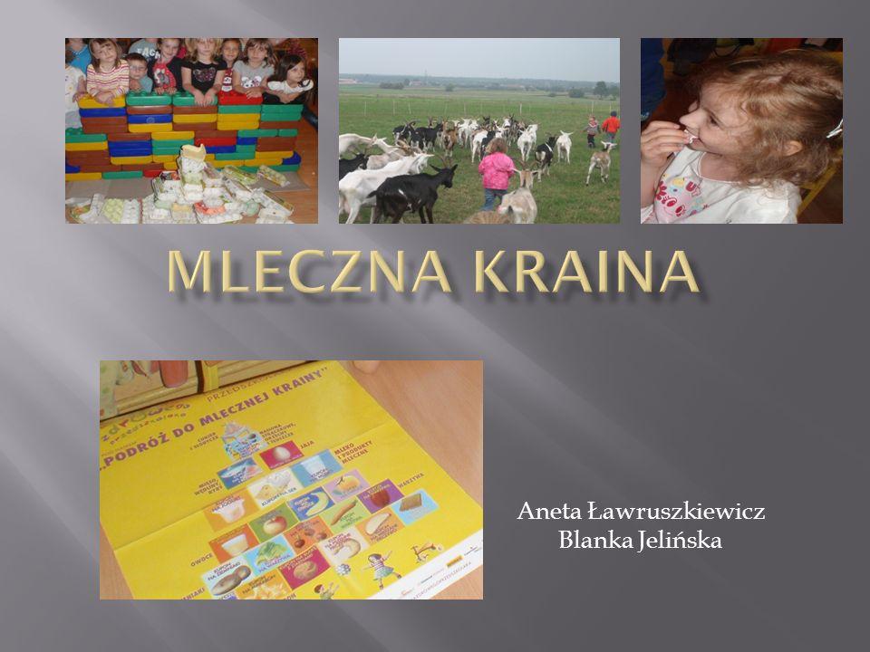 Aneta Ławruszkiewicz Blanka Jelińska