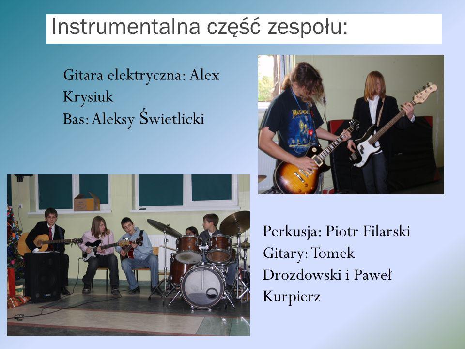 Trasa koncertowa Co roku organizujemy koncert zimowy i wiosenny: a także inne koncerty i akademie, np.