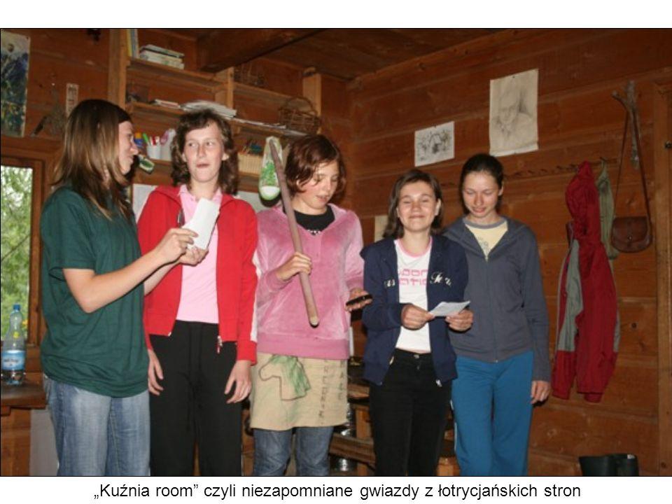 Kuźnia room czyli niezapomniane gwiazdy z łotrycjańskich stron
