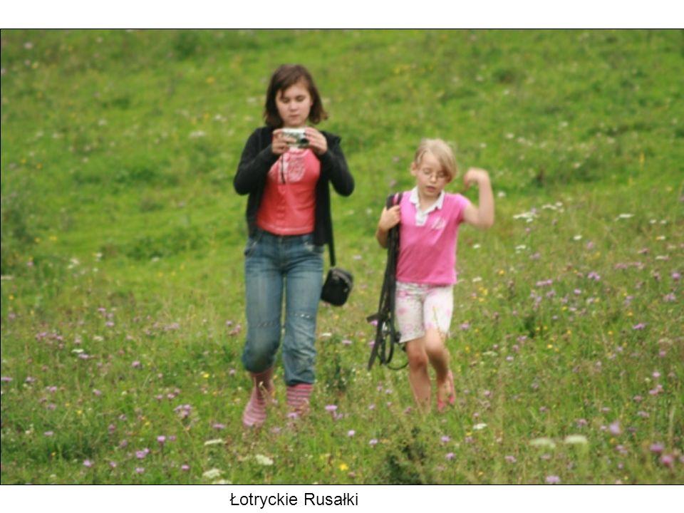 Łotryckie Rusałki