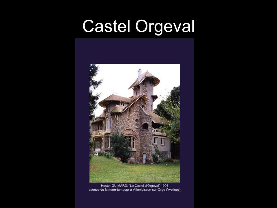Castel Orgeval