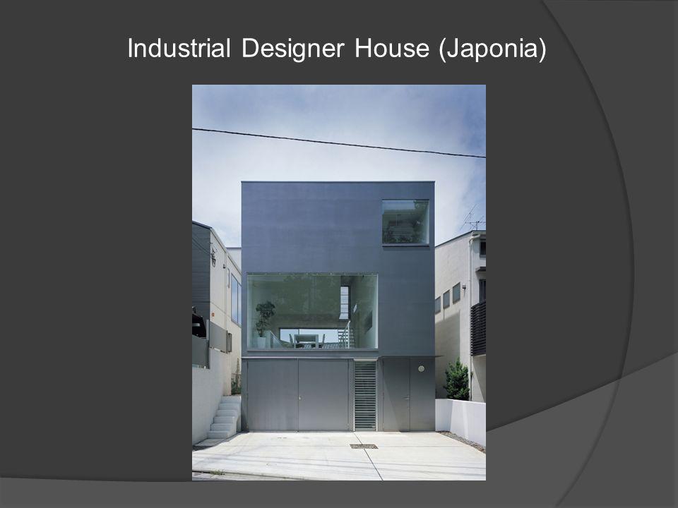Industrial Designer House (Japonia)