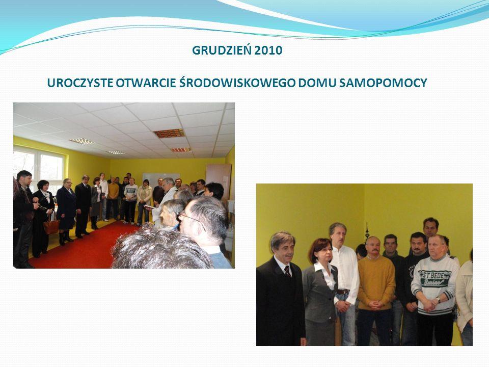W ramach wyjść integracyjnych ze środowiskiem lokalnym uczestnicy brali udział w zajęciach organizowanych w: * Kościele NPNMP w Świeciu, * Hali Widowiskowo – Sportowej ( m.