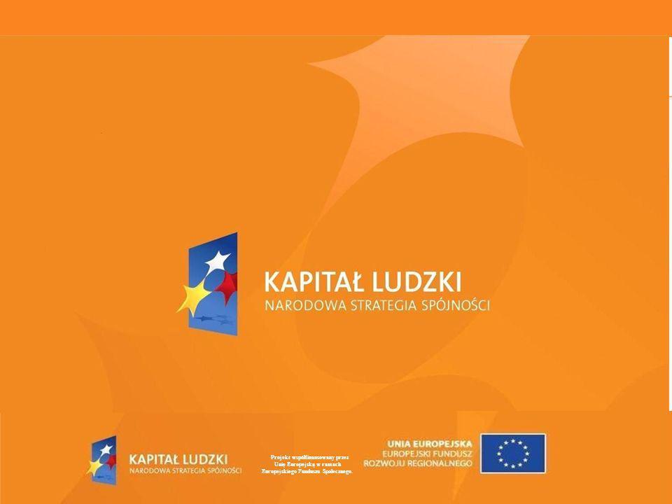 Priorytet VII Promocja integracji społecznej Działanie 7.3 Inicjatywy lokalne na rzecz aktywnej integracji Tytuł projektu: Przyjaciela mam Projekt realizowany przez Środowiskowy Dom Samopomocy w Starym Kurowie Projekt współfinansowany przez Unię Europejską w ramach Europejskiego Funduszu Społecznego.