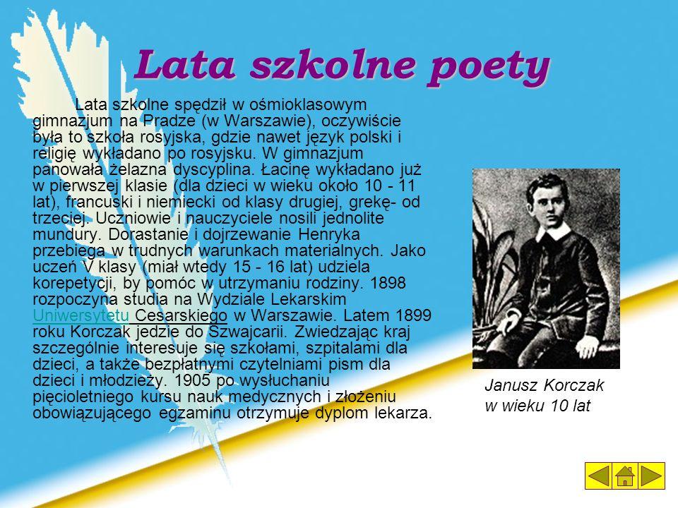 Janusz Korczak na wojnie W 1905r.musiał wyjechać na wojnę rosyjsko-japońską jako lekarz wojskowy.