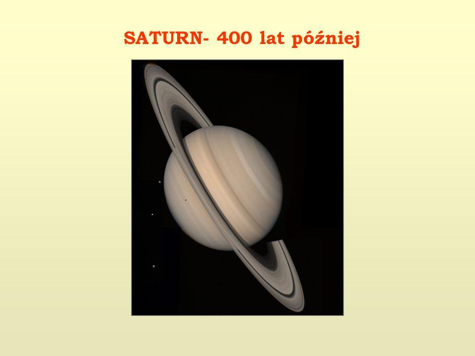 SATURN- 400 lat później