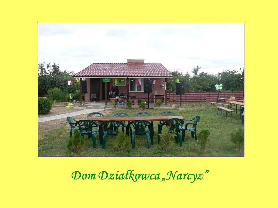 Dom Działkowca Narcyz