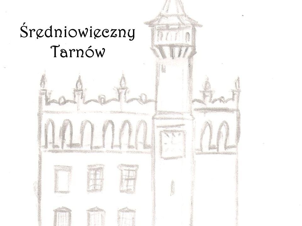 Ś redniowieczny Tarnów
