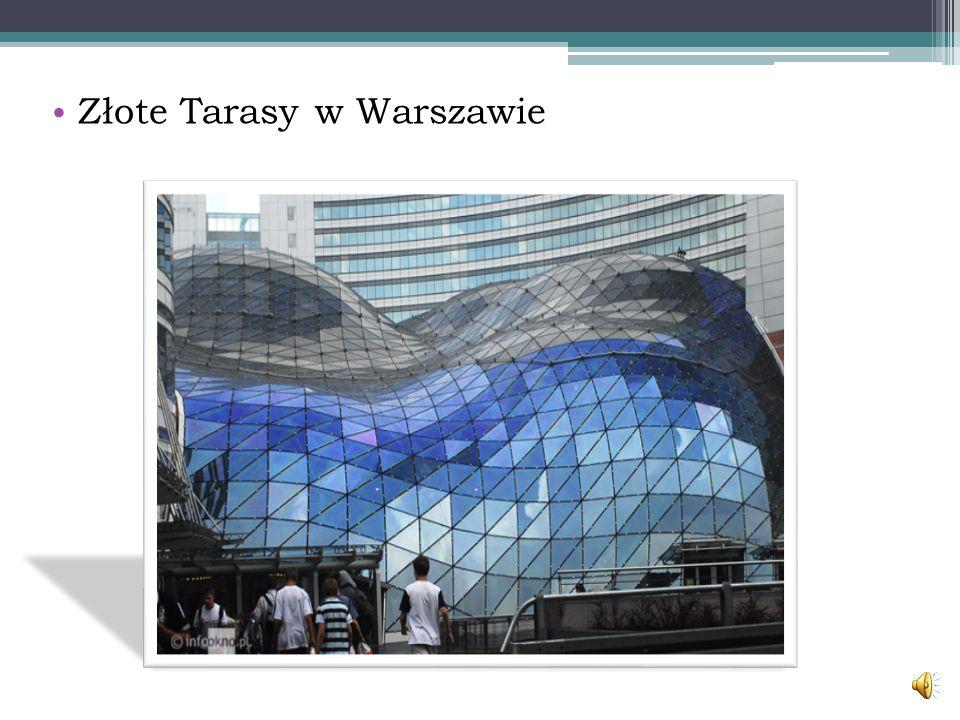 Złote Tarasy w Warszawie