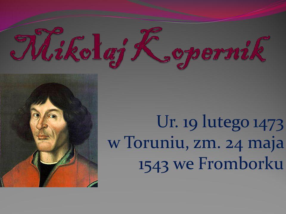 Wieża Kopernika we Fromborku – widok z dziedzińcaFromborku Astronom Kopernik, czyli rozmowa z Bogiem, obraz Jana Matejki