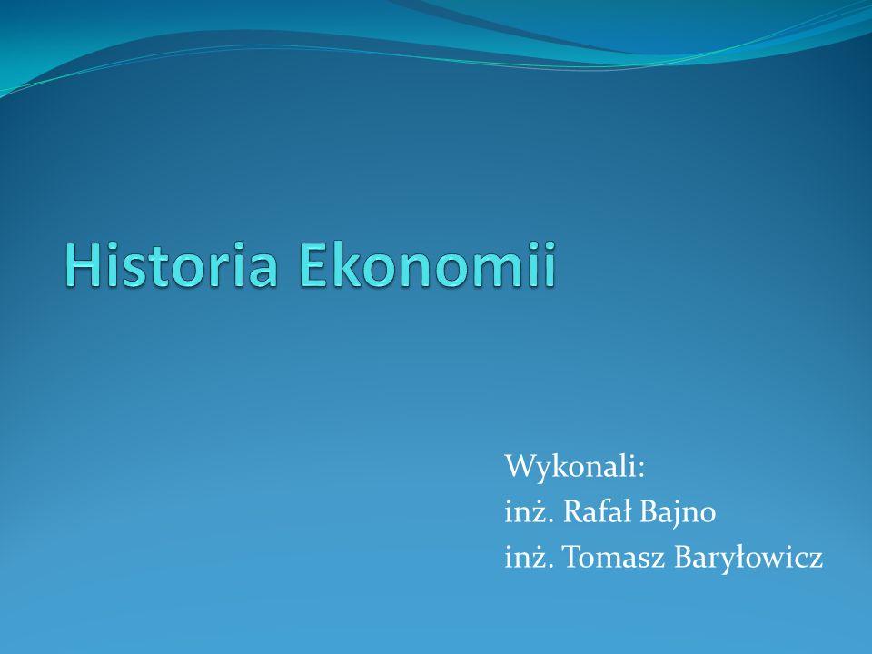 Wykonali: inż. Rafał Bajno inż. Tomasz Baryłowicz