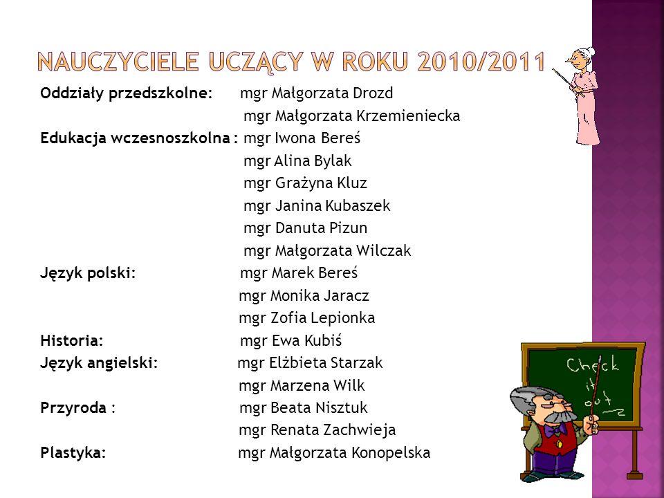 Matematyka: mgr Agnieszka Woźna mgr Renata Zachwieja mgr inż.