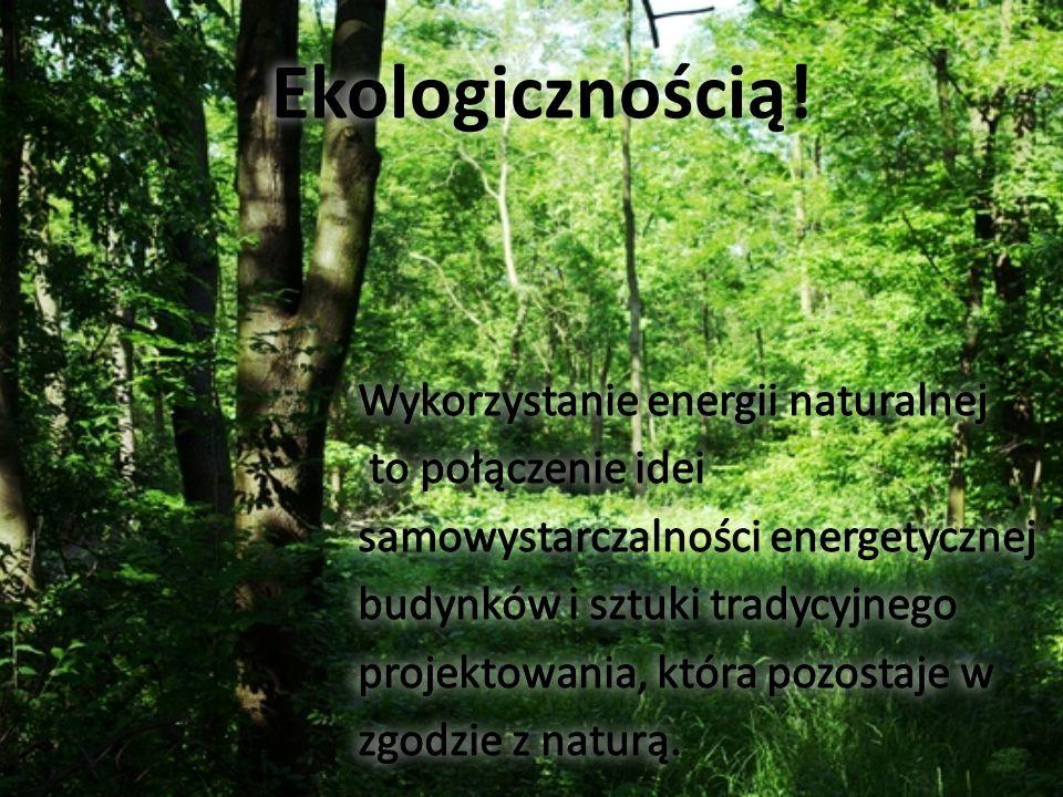 EkologicznościąEkologicznością!