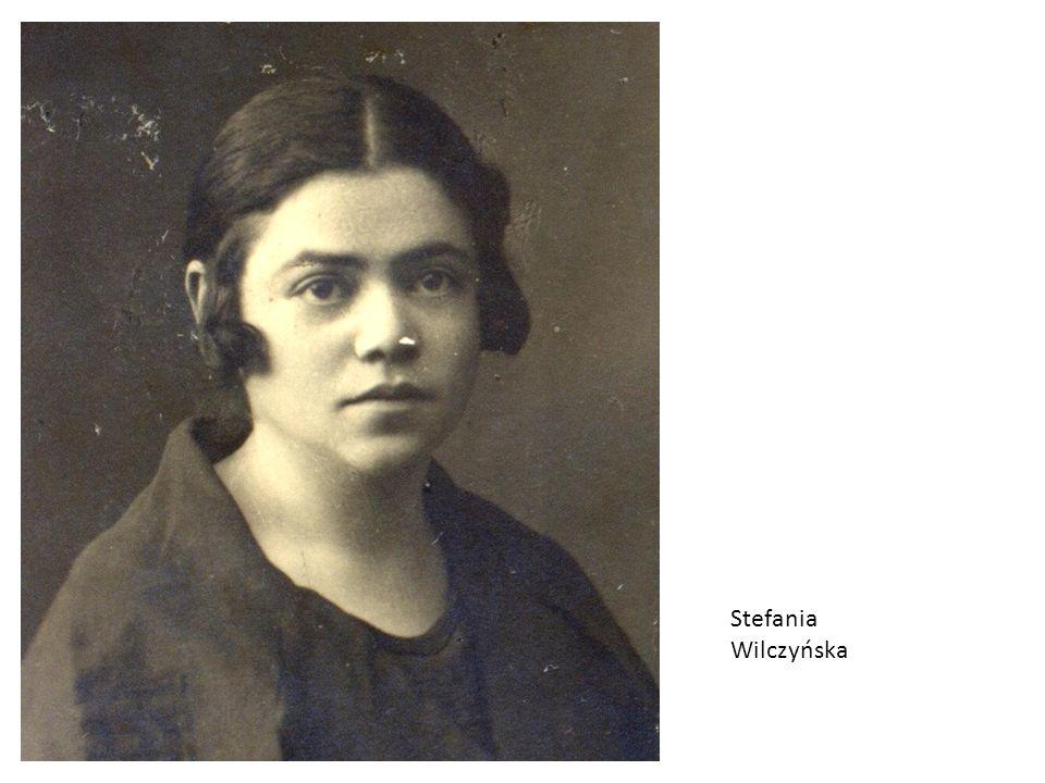 Stefania Wilczyńska