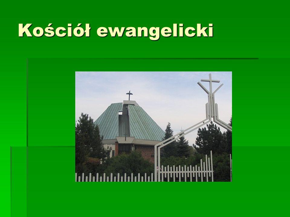 Obiekty ewangelickie