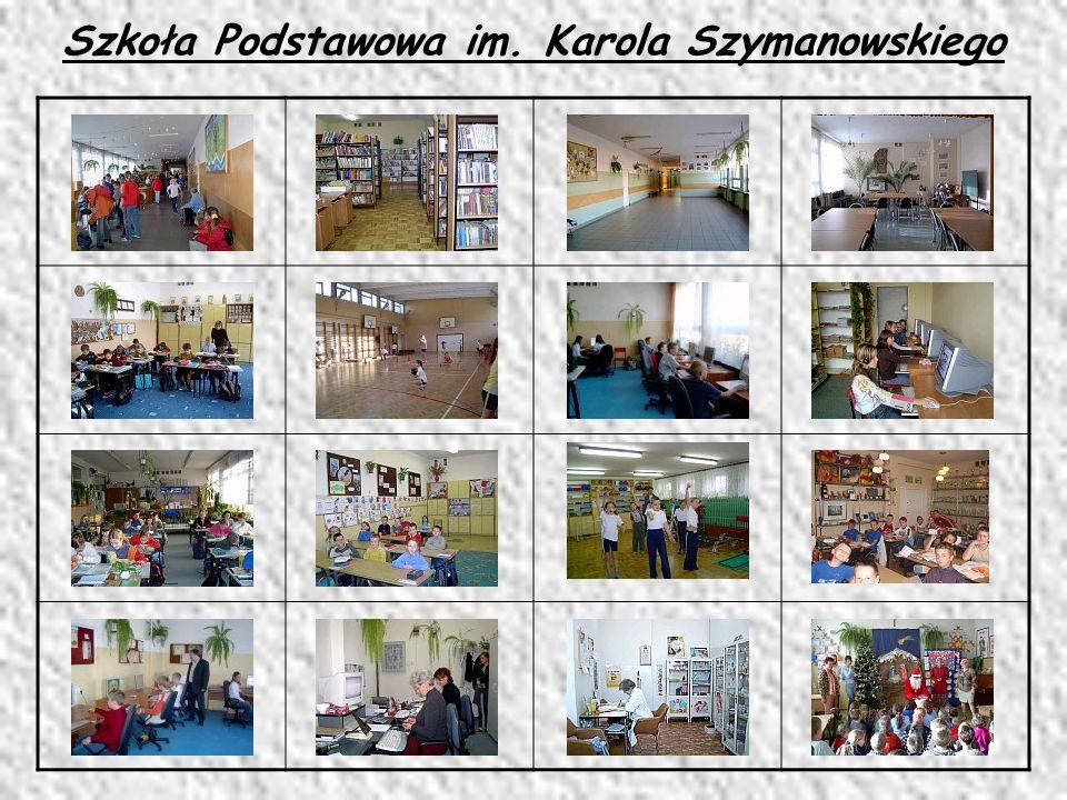 Szkoła Podstawowa im. Karola Szymanowskiego