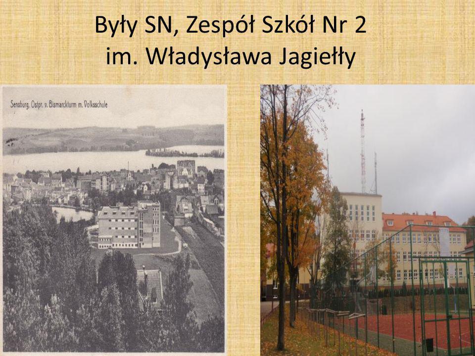 Były SN, Zespół Szkół Nr 2 im. Władysława Jagiełły