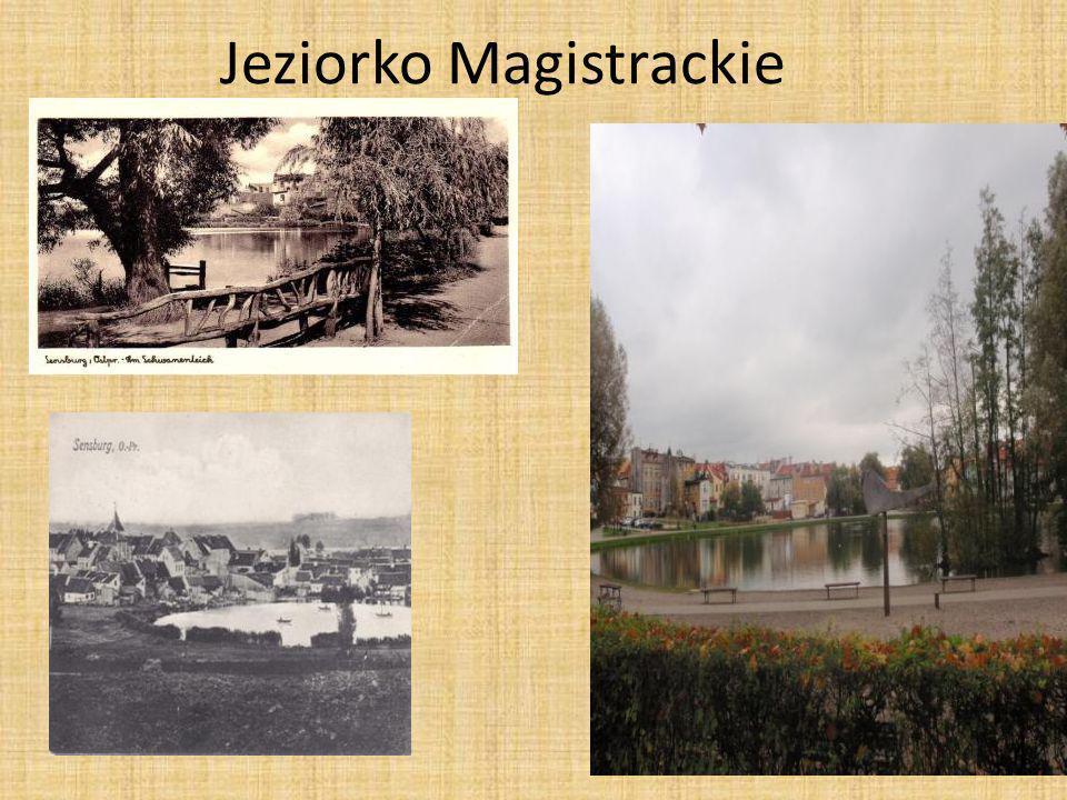 Jeziorko Magistrackie