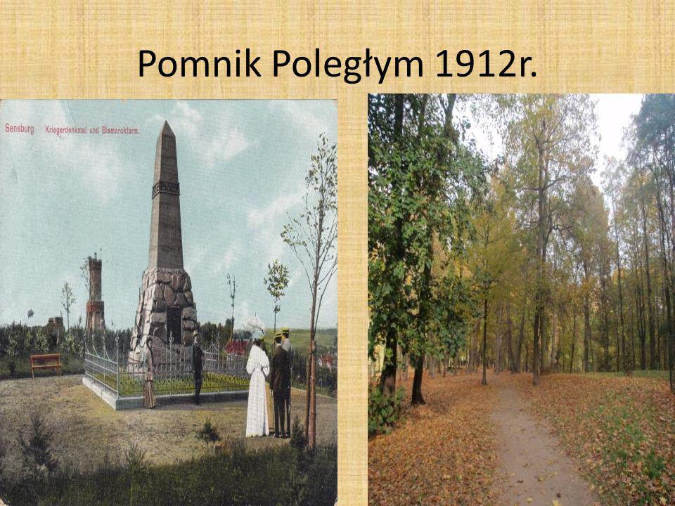 Pomnik Poległym 1912r.