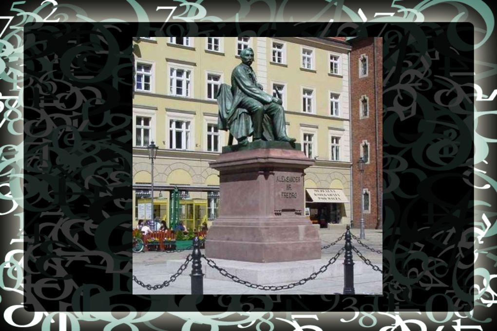 ,,Zemsta Komedia powstała w 1834.