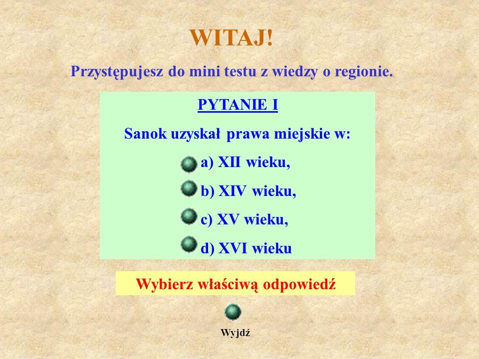 Rozpocznij test Test zawiera 16 zadań zamkniętych.