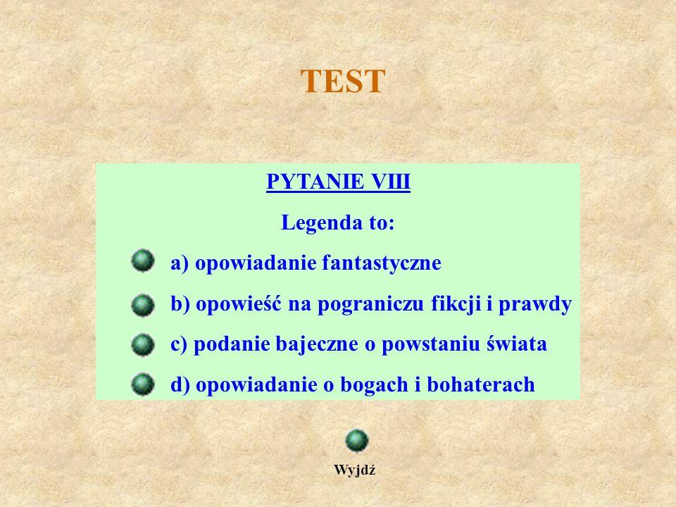 TEST PYTANIE VII Nasz region w okresie międzywojennym zamieszkiwały różne nacje.