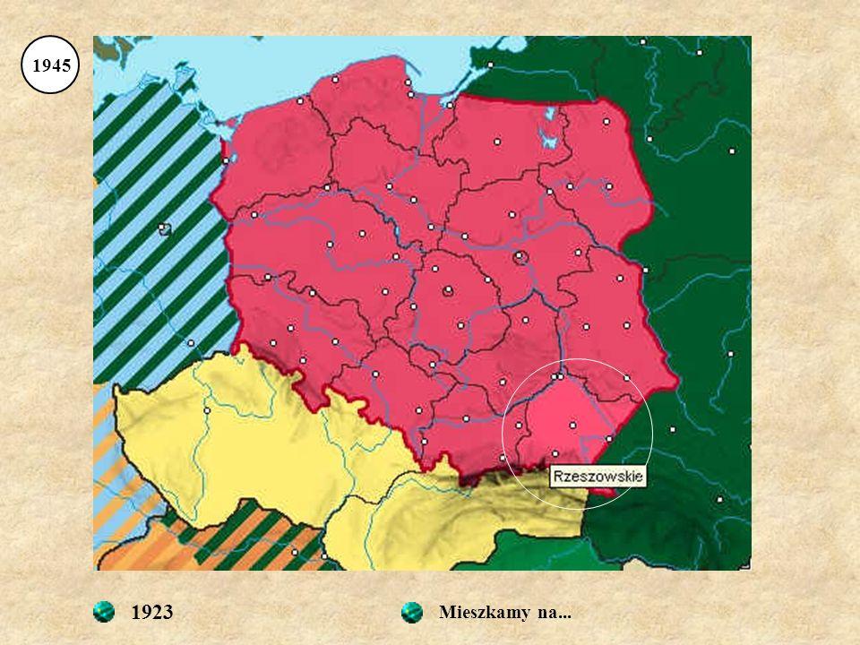 Mieszkamy na... 1923 1387 1945