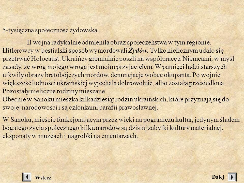 członkami potężnego narodu zamieszkującego od Donu po San. W sytuacji, gdy obydwie nacje – polska i ukraińska zaczęły głośno mówić o odbudowie samodzi