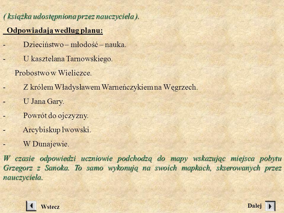- chusta z jego wizerunkiem, Rocznik sanocki z 1980 roku poświęcony w całości Grzegorzowi – wydanie jubileuszowe, - zaproszenie na odsłonięcie pomnika wielkiego humanisty, - medal okolicznościowy, - exlibrisy Biblioteki Miejskiej, - książka biograficzna Życie i obyczaje Grzegorza z Sanoka arcybiskupa lwowskiego – Filip Buonaccorsi Kallimach.