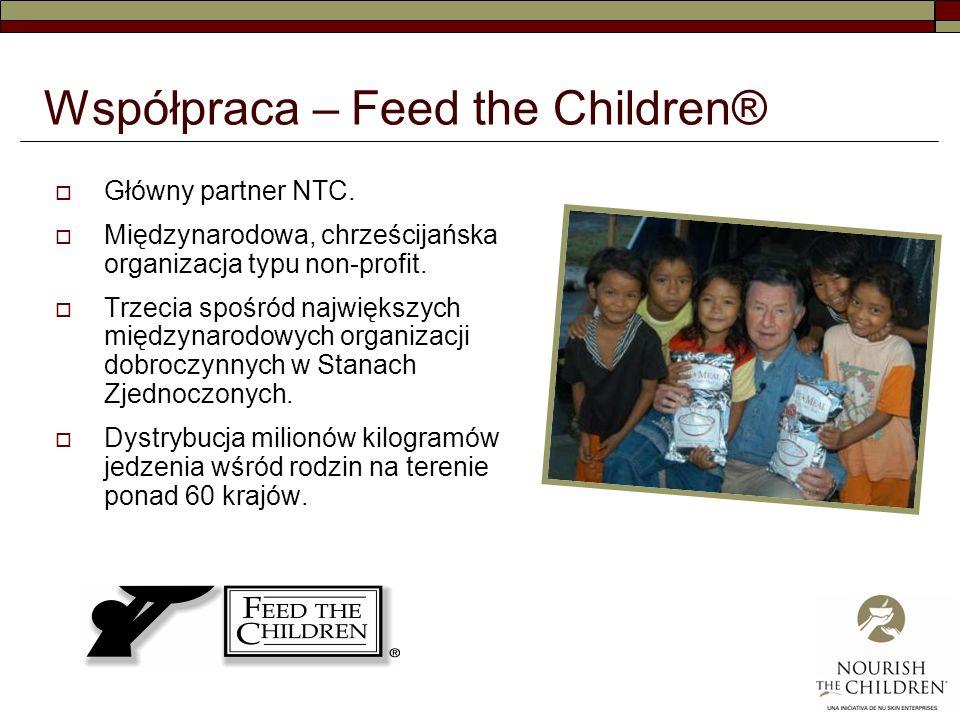 Współpraca – Feed the Children® Główny partner NTC.
