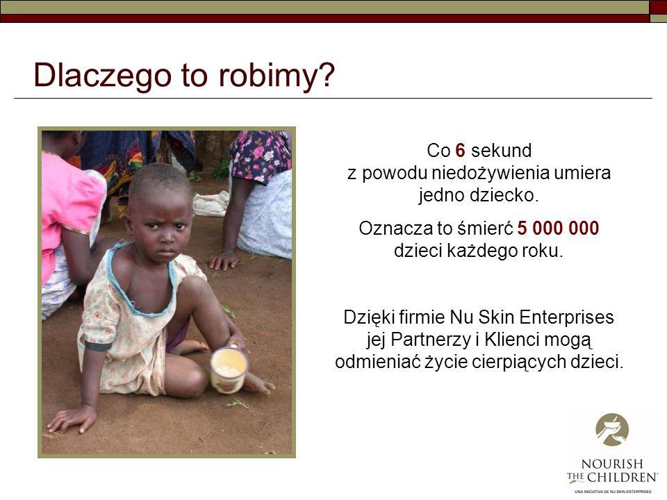 Fabryka VitaMeal w Malawi Firma Nu Skin ® w połowie sfinansowała budowę fabryki VitaMeal w Lilongwe, Malawi.