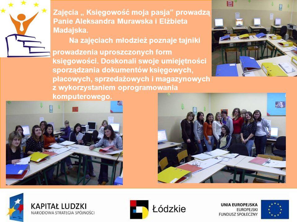 Zajęcia doskonalące i wyrównawcze z języka angielskiego i niemieckiego prowadzą Panie Wioletta Jendrzejczak, Urszula Ruda i Ewa Boniecka.
