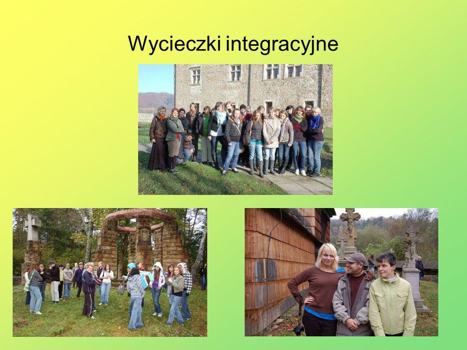 Wycieczki integracyjne