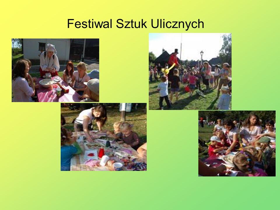 Festiwal Sztuk Ulicznych