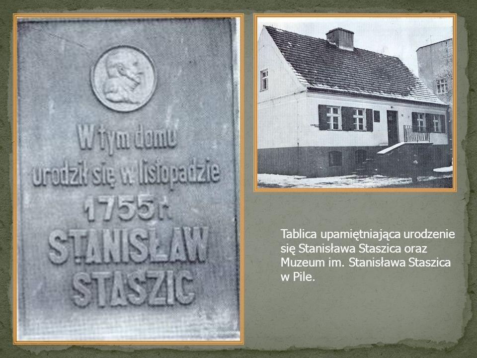 Dom, w którym urodził się Staszic. Dziś Muzeum Okręgowe im. Stanisława Staszica.