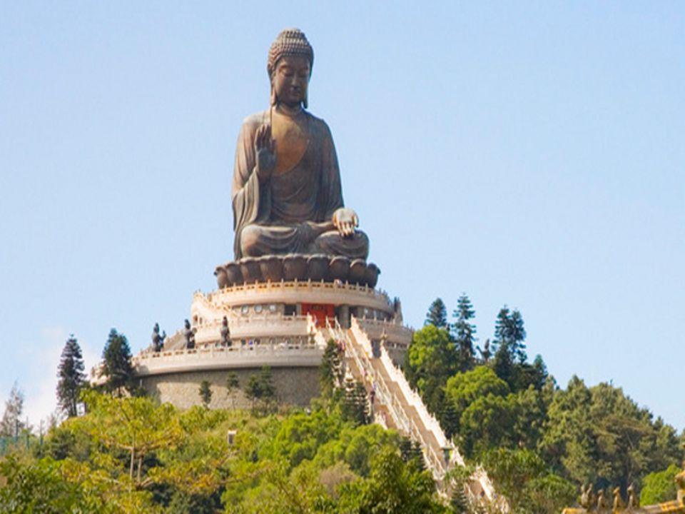 Buddyzm to jedna z wielkich religii uniwersalnych oraz system filozoficzny, który wywodzi się z nauki o charakterze etyczno soteriologicznym propagowanej na terenie północnych Indii.