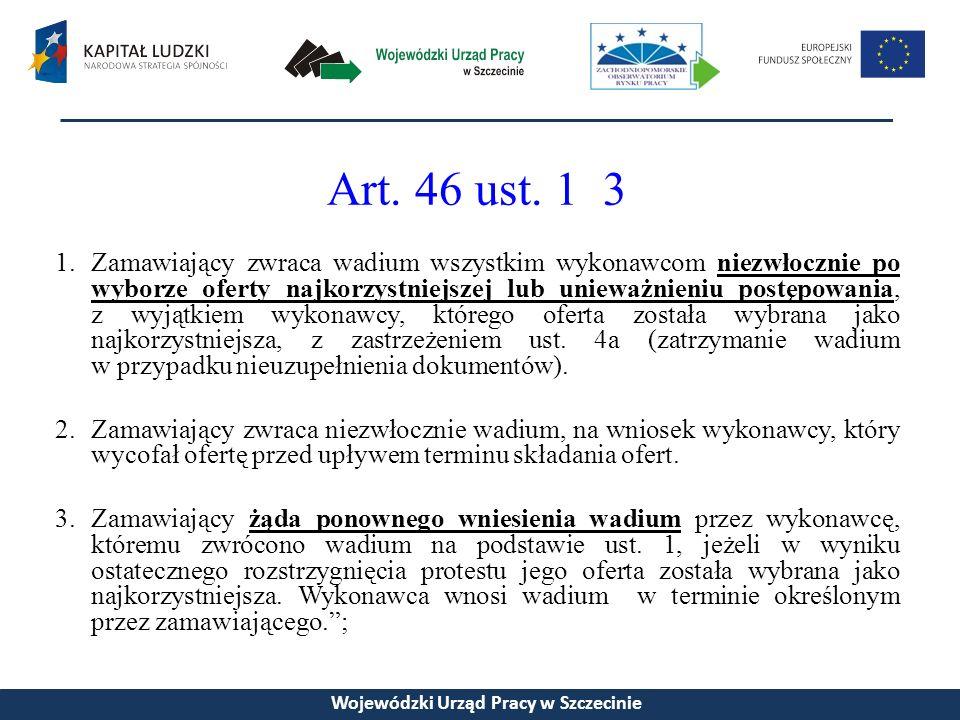 Art. 46 ust.